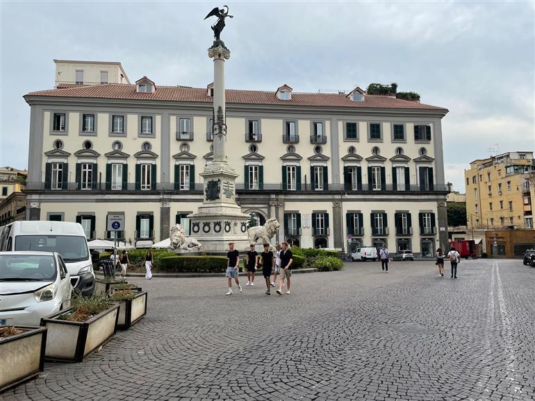 Chiaia / Mergellina NAPOLI (NA)